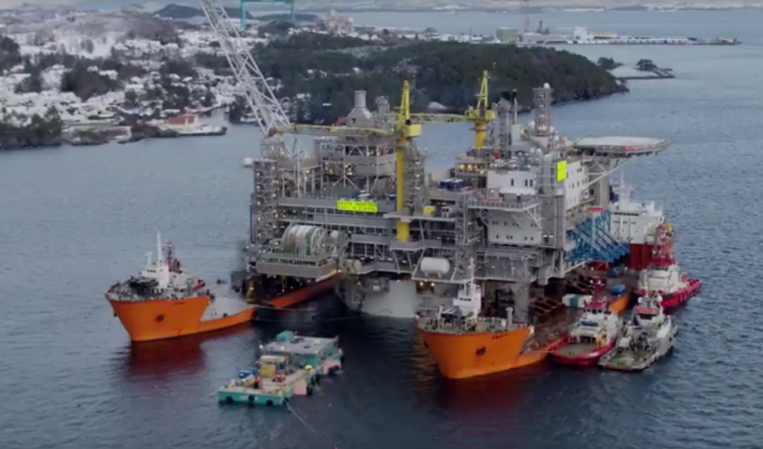 VIDEO: What Statoil did in 2017