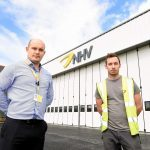 Chopper firm NHV flying high with new North Sea contract
