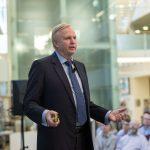 BP's Bob Dudley: 'Aberdeen has always been top for my family'