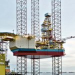 Worker dies after fall from Maersk rig