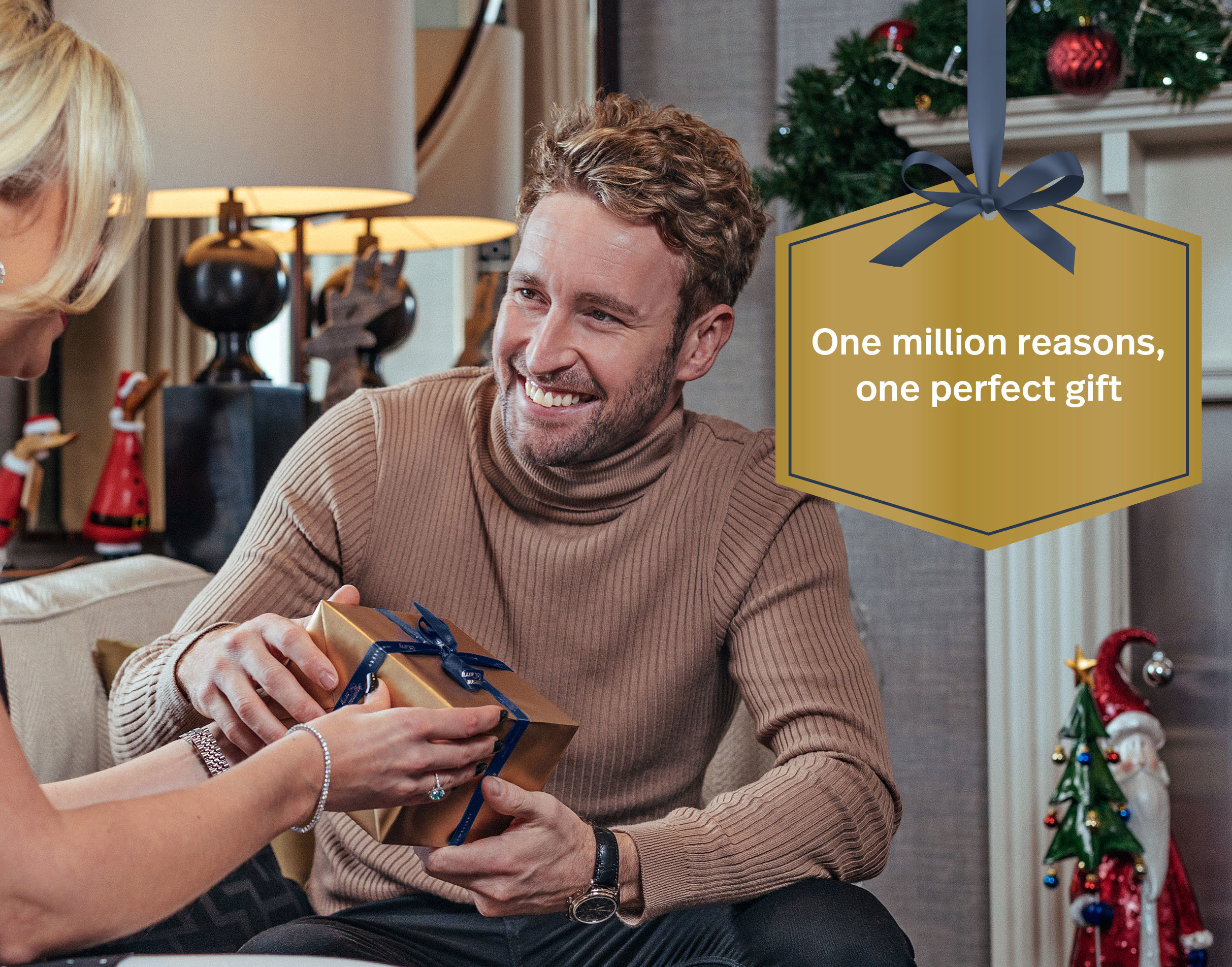 The Ultimate Christmas 'Gift Guide for Him' with Jamieson & Carry and Energy Voice