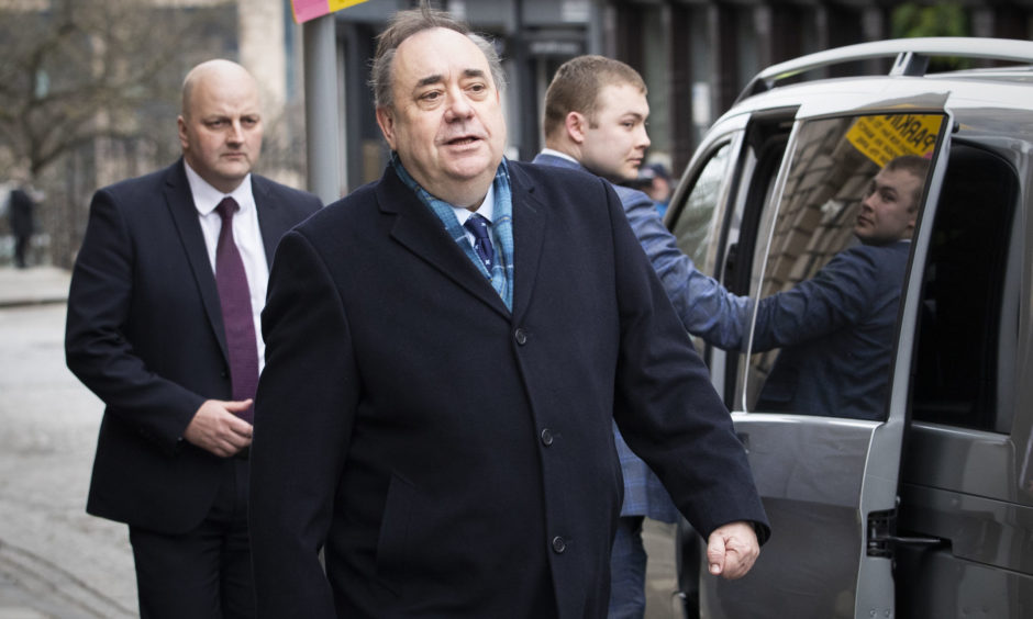 Salmond inquiry police