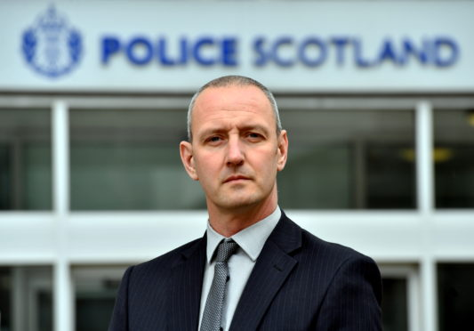 Alistair Greig investigation officer DC Stuart Murray