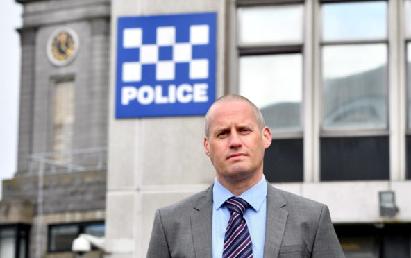 Alistair Greig investigation officer DCI Ian McPhail