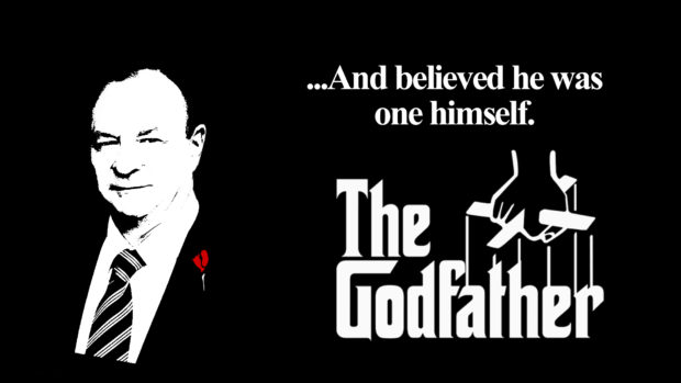 Alistair Greig - The Godfather investigation graphic