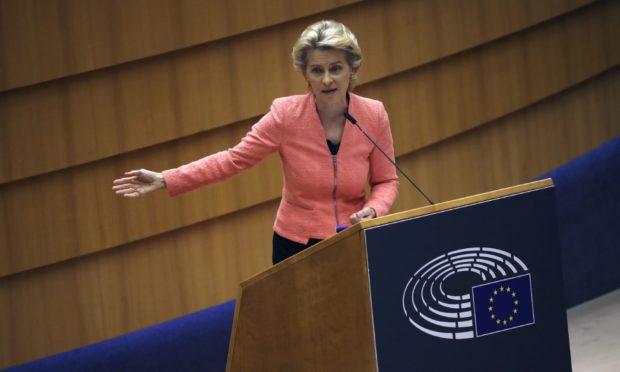 Brussels Brexit talks