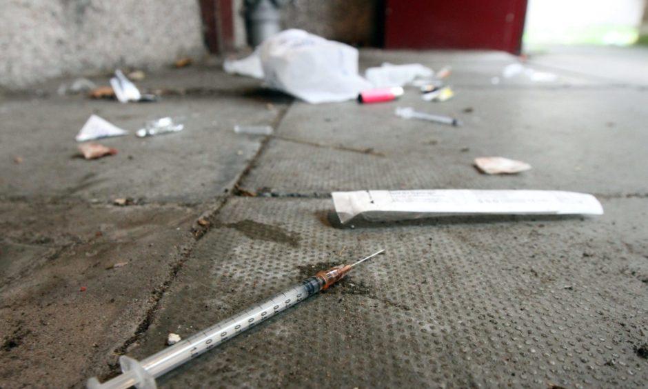 drug deaths Scottish election