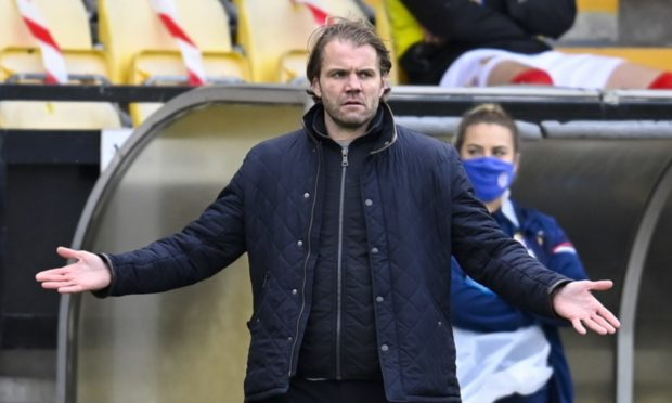 Robbie Neilson led Dundee United to Championship before returning to Hearts.