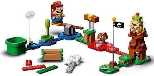 LEGO Super Mario Starter Set Adventures with Mario
