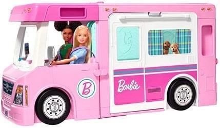 Barbie 3-in-1 Dream Camper