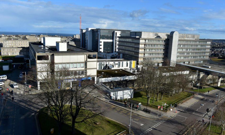 NHS Grampian blunders