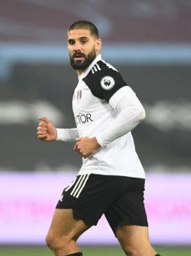 Serbia and Fulham star Aleksandar Mitrovic.