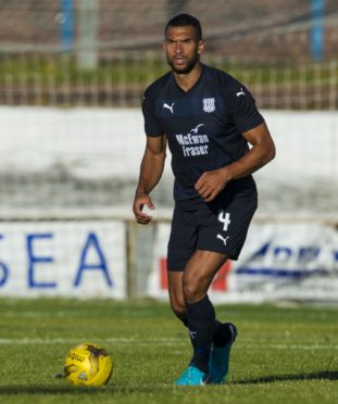 Ex-Dundee star Steven Caulker is enjoying life in Turkey.