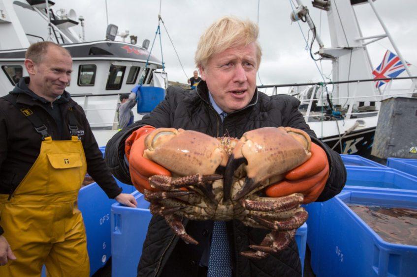 Ted Heath Boris Johnson