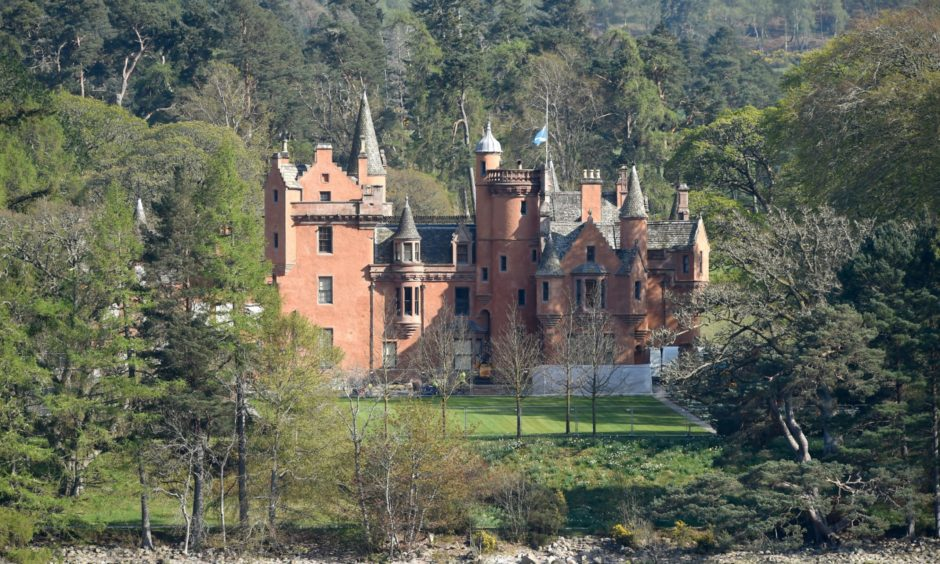 land reform Scottish estates