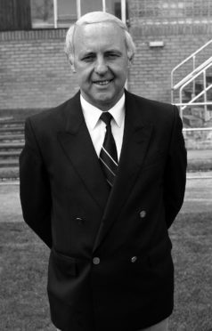 Jim McLean was adored by the Dundee United faithful.