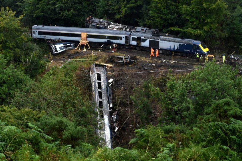 Stonehaven derailment