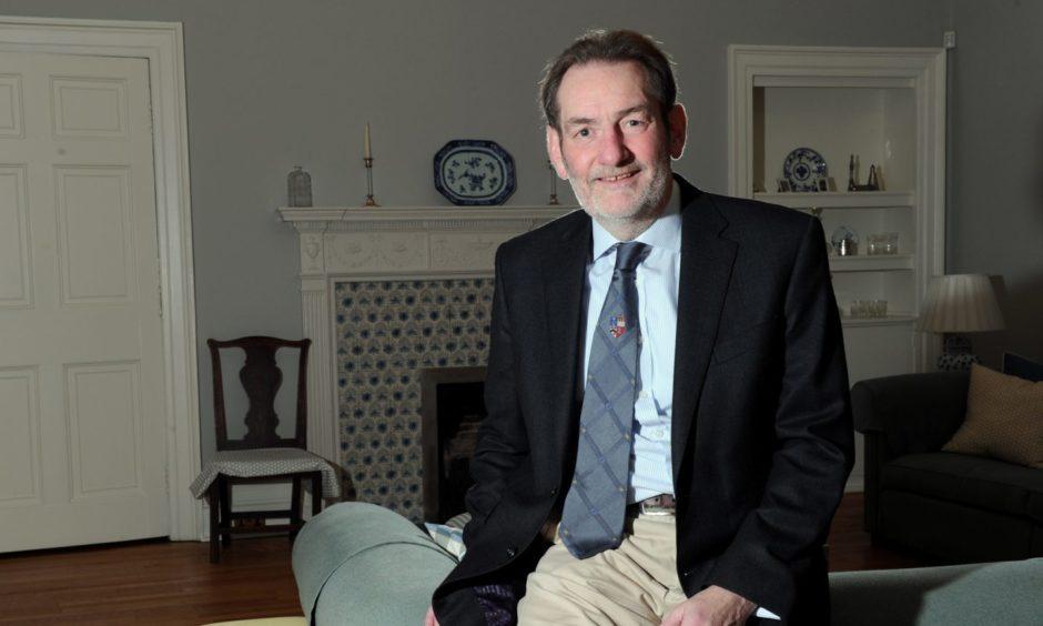 Sir Ian Diamond university