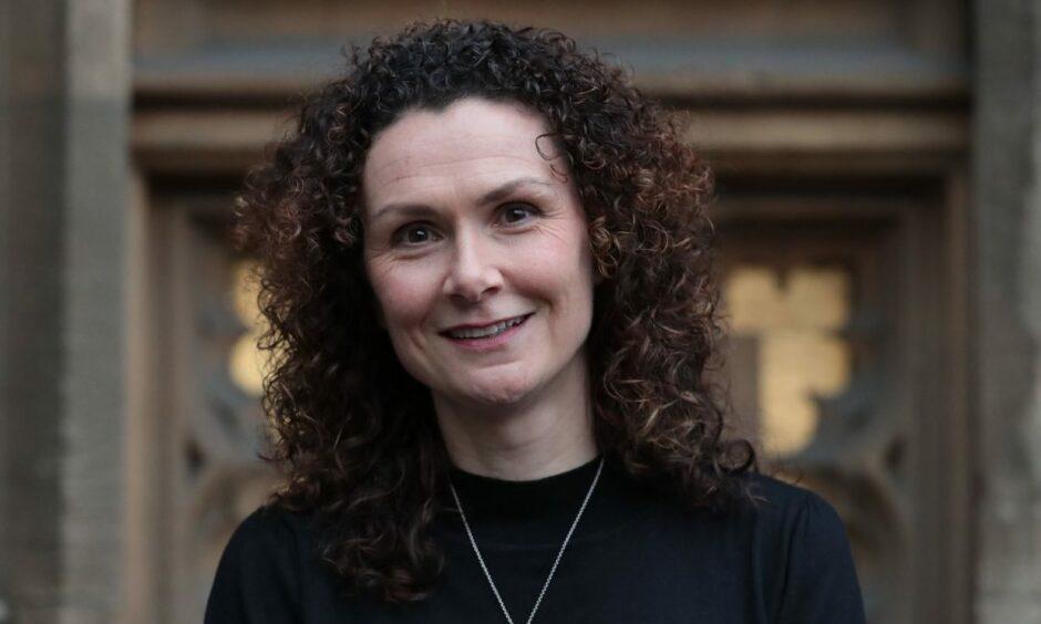 North-east Fife MP Wendy Chamberlain.
