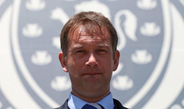SFA chief Ian Maxwell.