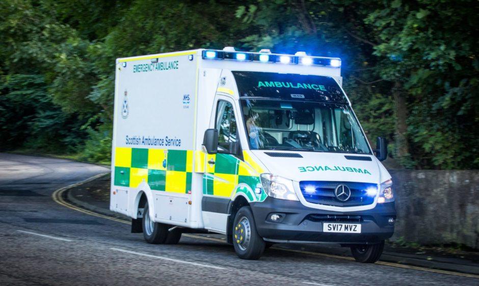 ambulance single crew