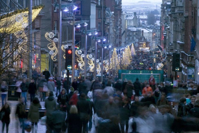 Coronavirus Christmas hotspot