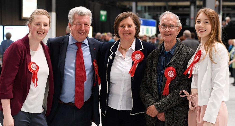 Lewis Macdonald election