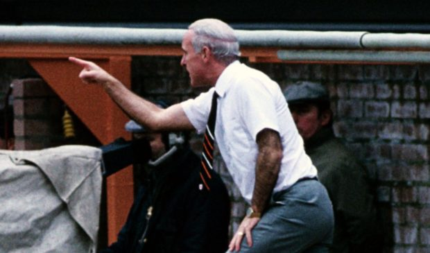 Jim McLean pictured in 1987.