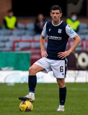 Graham Dorrans left Dundee to start a life in Australia.