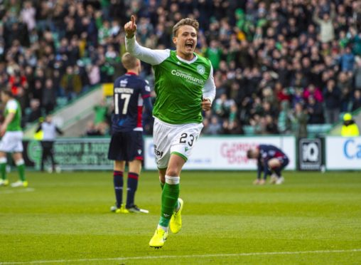 Scott Allan is set to return against St Johnstone.