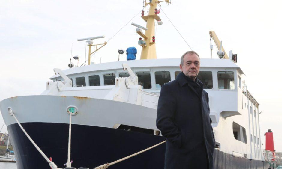 Budget ferry service
