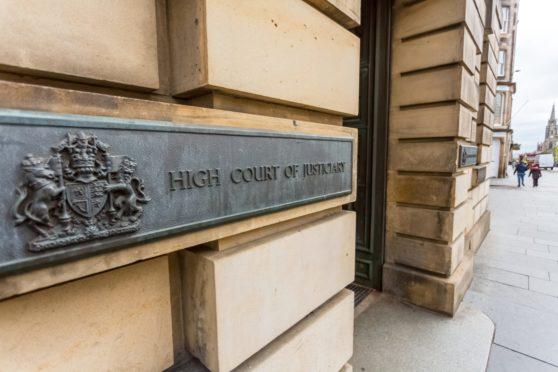 Edinburg High Court exterior