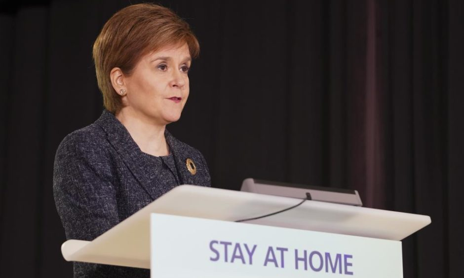 Sturgeon vaccine roll out