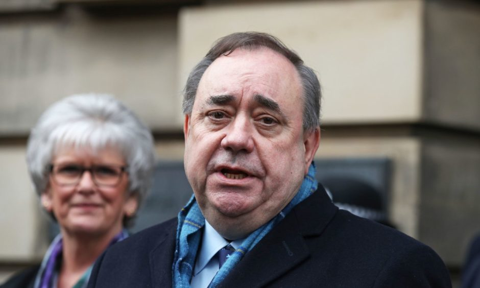 Salmond Sturgeon report