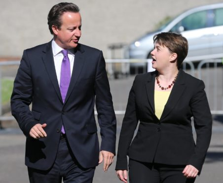 Fear and Lothian: The story of Number 10 's chaotic union strategy – Evening Express