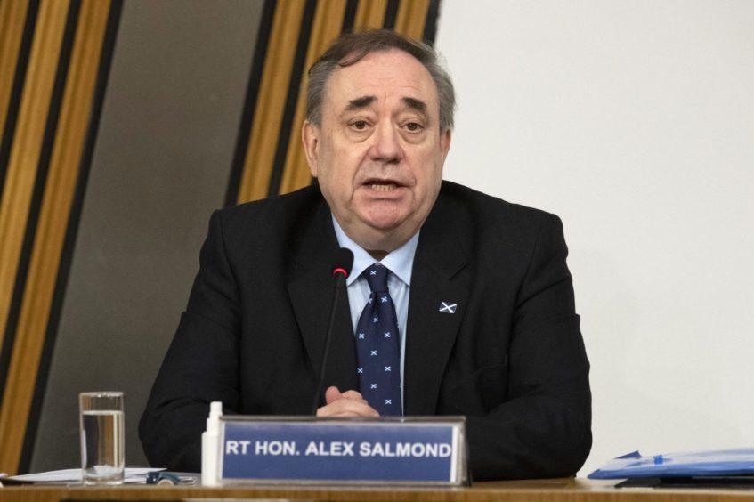 Crown Office Salmond