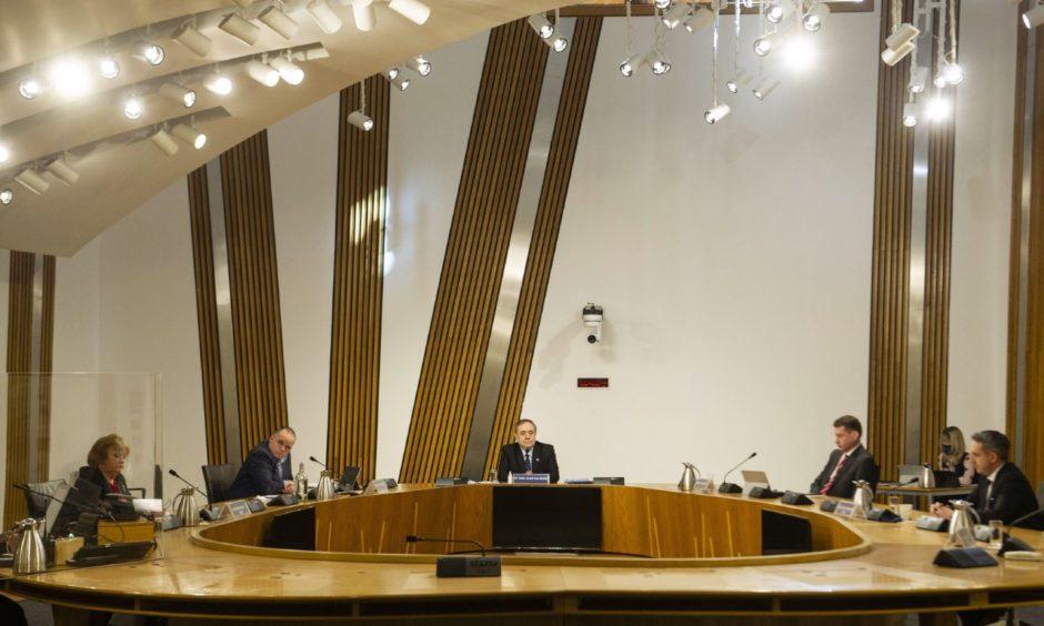 Salmond inquiry report