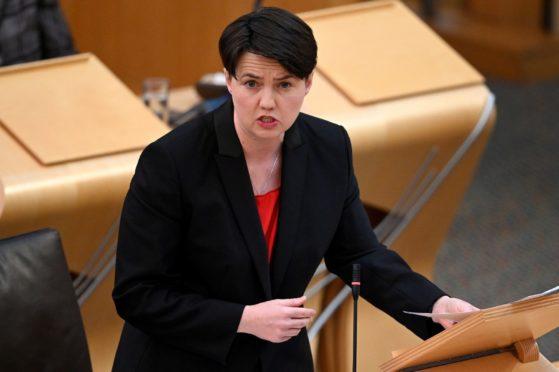 Scottish Conservative Annie Wells