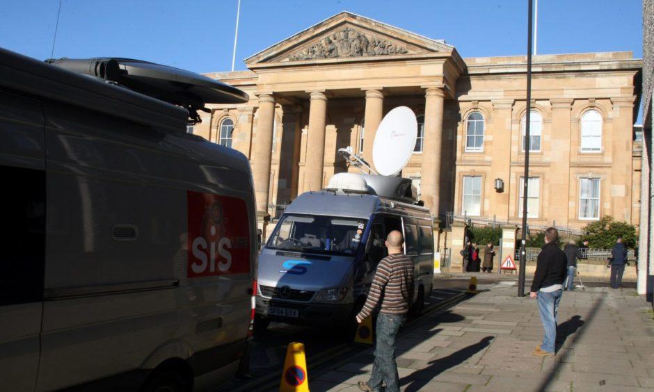 high court Dundee return