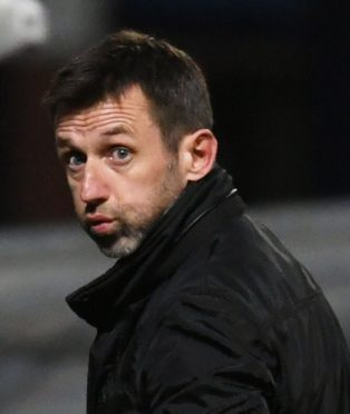 Inverness' former Dundee manager Neil McCann.