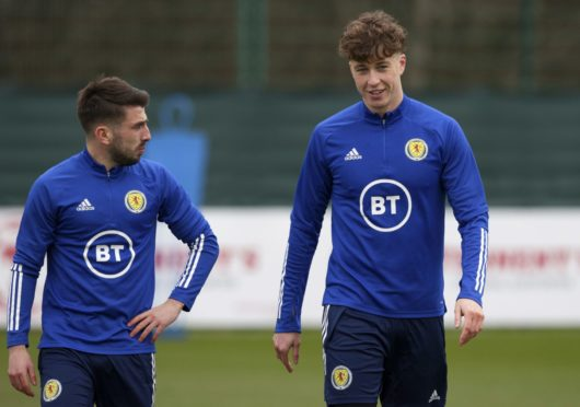 Greg Taylor and Jack Hendry.