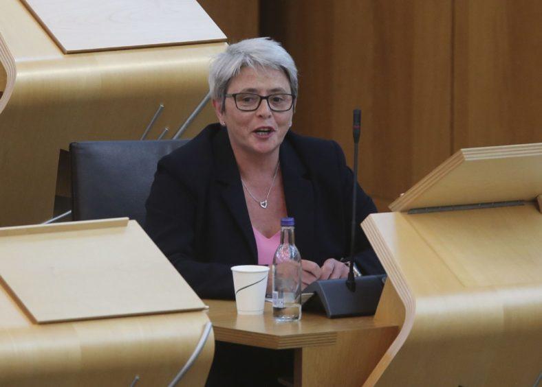 Annie Wells MSP, Scottish Conservatives.