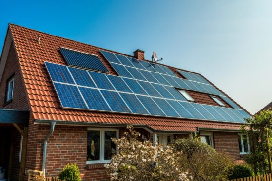 energy efficient homes Dundee