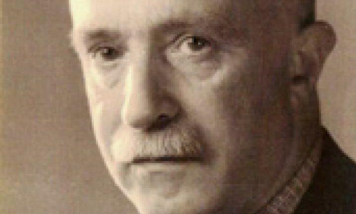 Erika's father Friedrich.