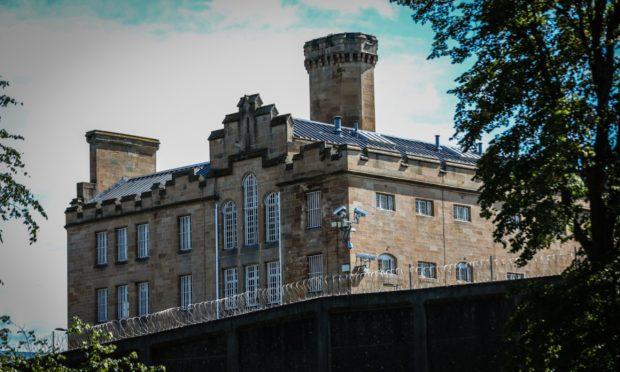 Covid prison test