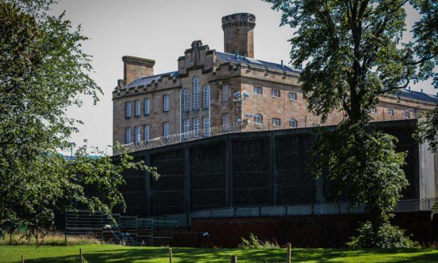Prisoner slashed inmate Perth