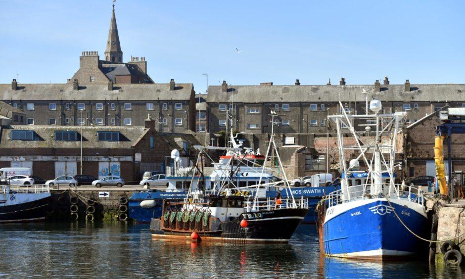 Douglas Ross fishing industry