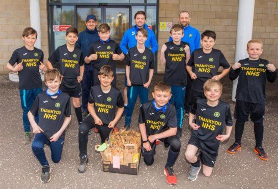 Fife sports clubs