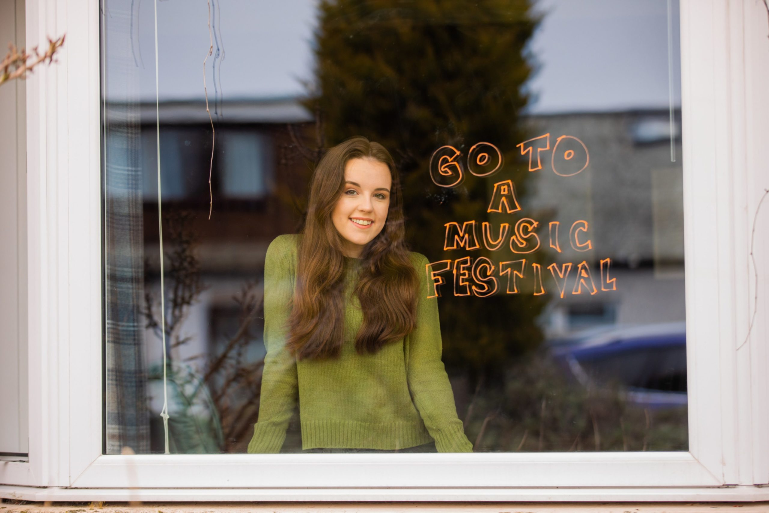 Olivia Nicolson.