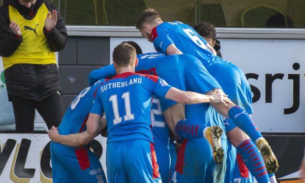 Scottish Championship playoffs